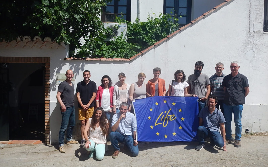 Project meeting in Extremadura – Spain