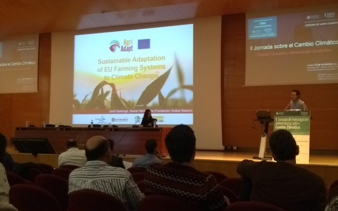 """Conférence II sur la recherche universitaire sur le changement climatique – """"Changement climatique et alimentation durable"""