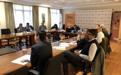 Informative session with agrarian insurers regarding sustainable adaptation measures to climate change in Spain (22nd of October, 2018)