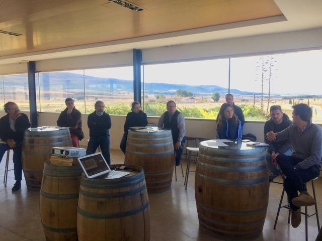 LIFE-programmi projekt AgriAdapt korraldab töötoa Terres dels Alforinsi viinamarjakasvatajatele