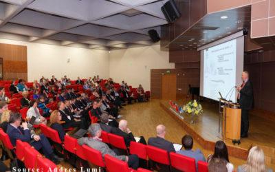 LIFE AgriAdapt osales konverentsil Agroforum Mare Balticum