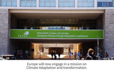 LIFE AgriAdapt attending 4th ECCA 2019 in Lisbon