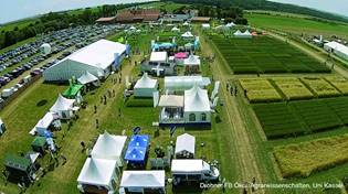 LIFE AgriAdapt at the Eco-Field Days 2019