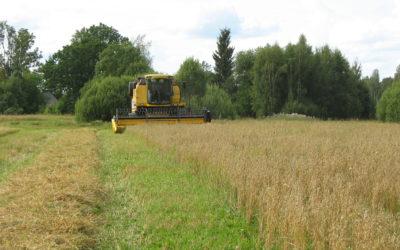 """Teaduslik–praktiline konverents """"Põllumajandus muutuvas kliimas"""""""