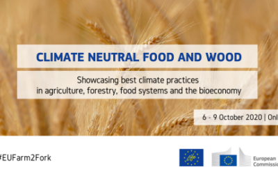 LIFE AgriAdapt presents results at EU webinar on 6 October 2020